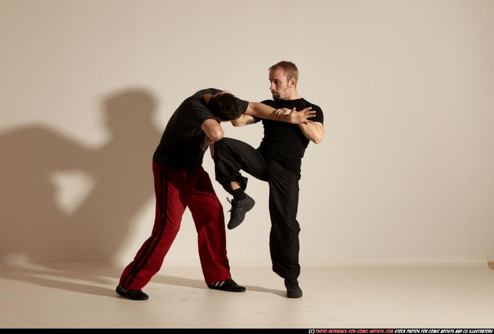 Image from Comic Artist - Eskrima Fight - 157382011_07_fighters3_smax_eskrima_pose2_17.jpg