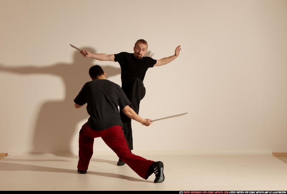 Image from Comic Artist - Very Dynamic Fight - 162902011_06_fighters3_smax_eskrima_pose3_28.jpg