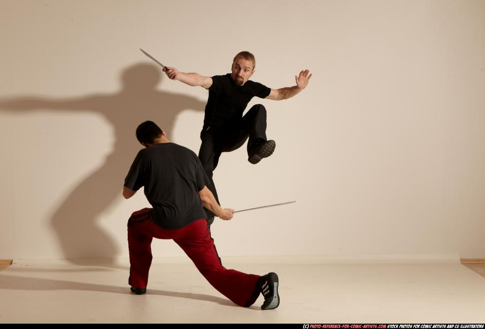 Image from Comic Artist - Very Dynamic Fight - 162912011_06_fighters3_smax_eskrima_pose3_29.jpg