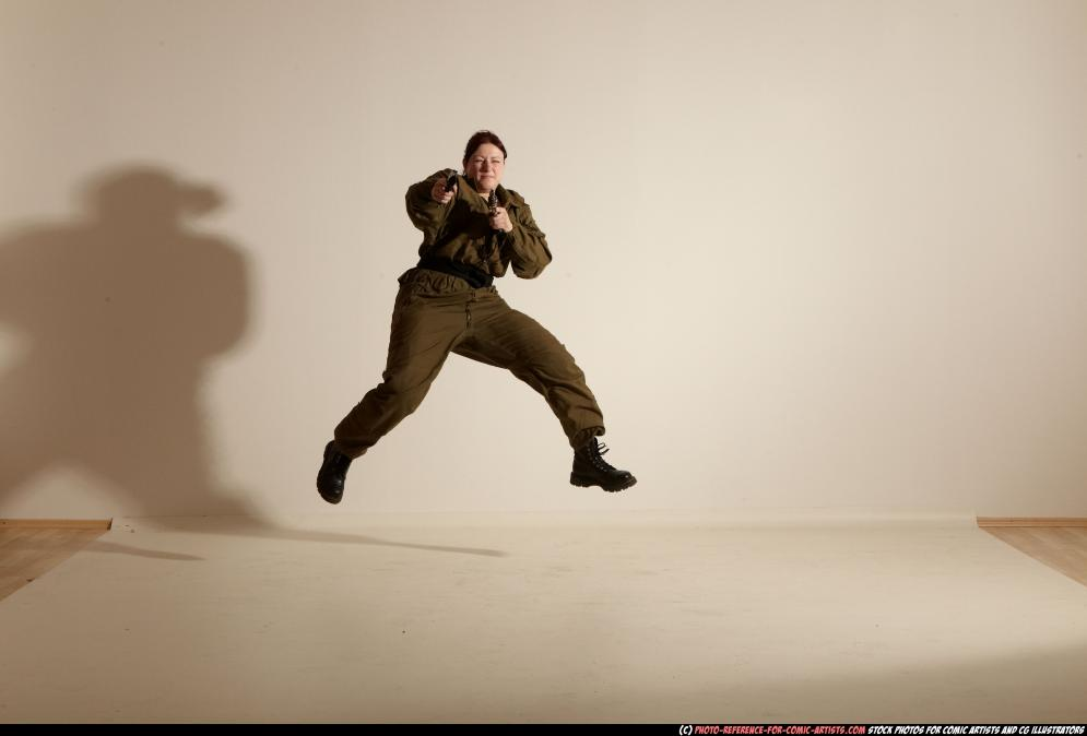 Image from Action Jumps - 184842011_10_michelle_army_smax_running_jump_shooting_