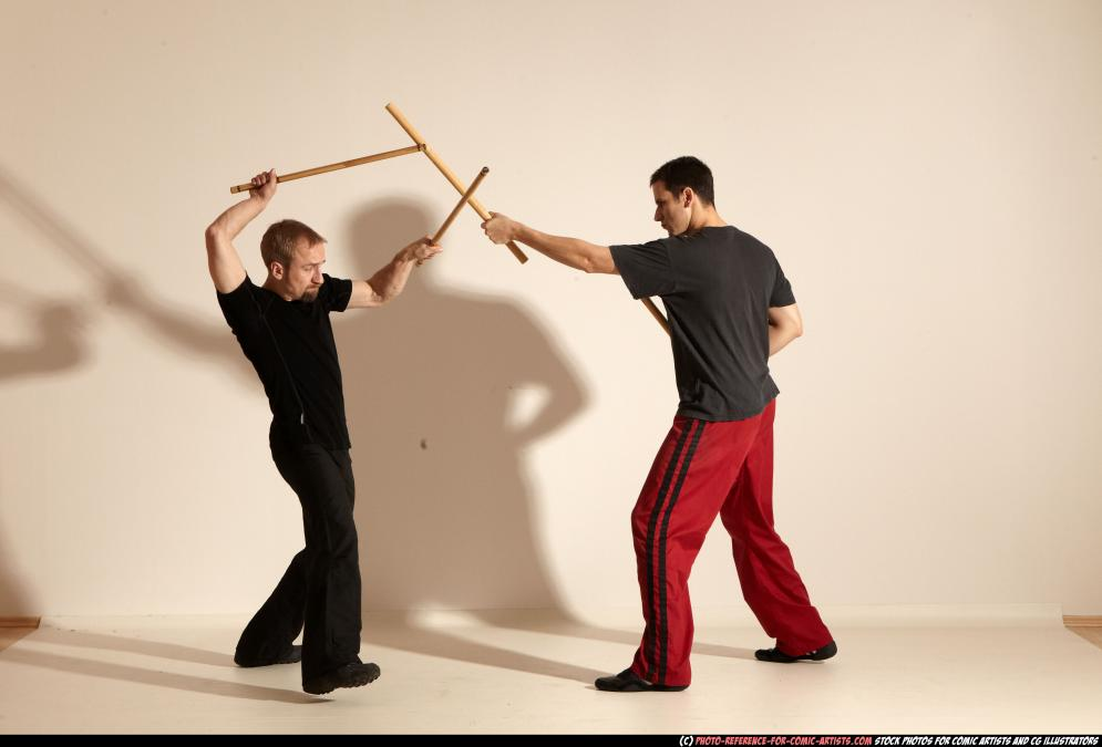 Image from Comic Artist - Eskrima Fight - 221052012_04_fighters3_smax_eskrima_sticks_fight1_37.jpg