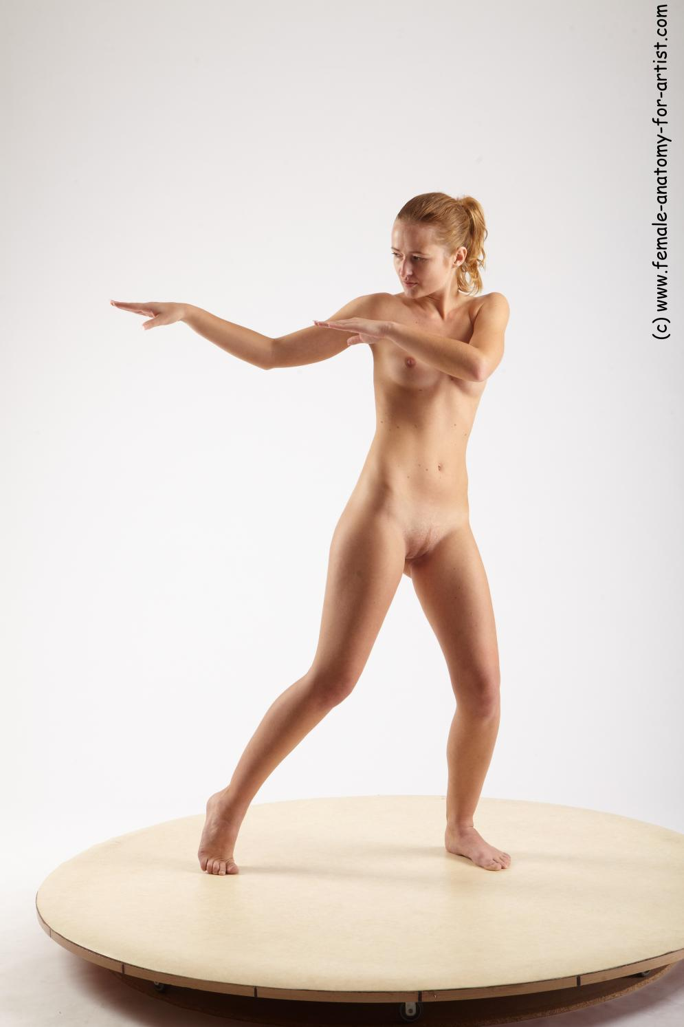 Image from Female dancing poses - anna_standing_01.jpg