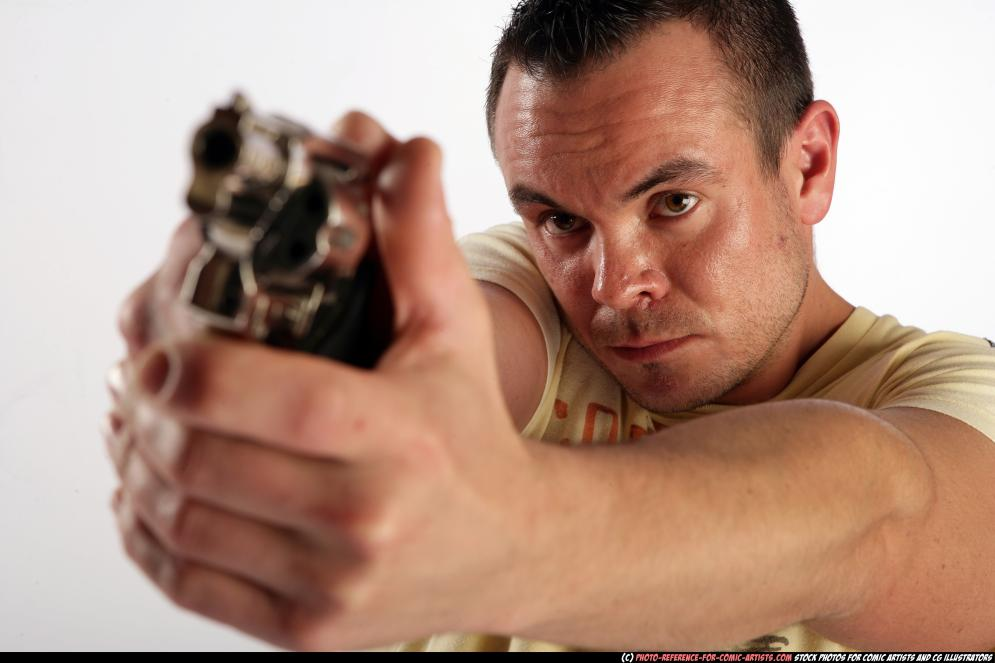 Image from Johnny Shooting Revolver - 9038-2009_12_johnny_aiming_revolver_09.jpg