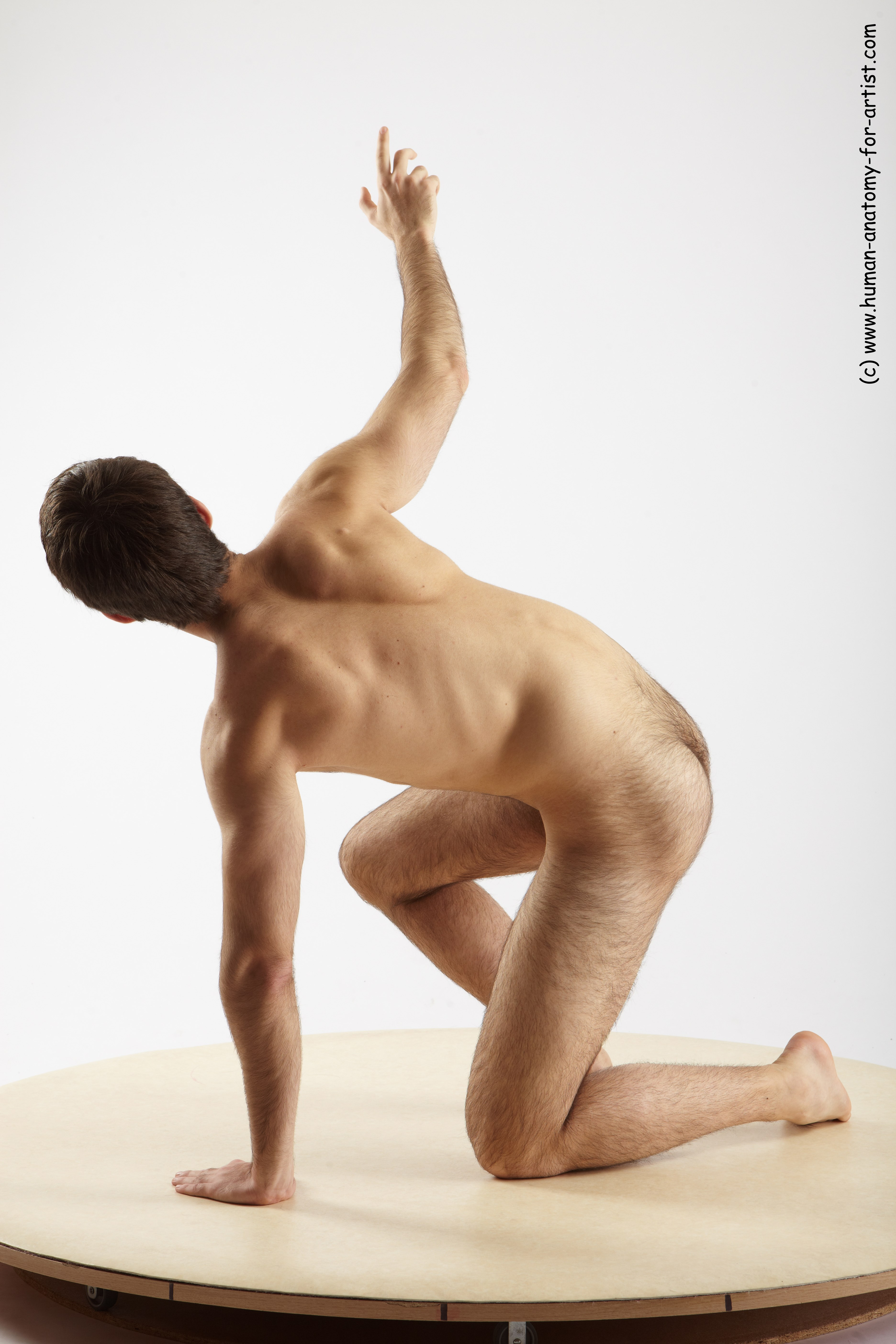 Male Models Pose Naked In The First Ever Nude Calendar For Red
